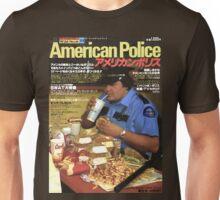 American Police Magazine Unisex T-Shirt