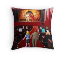 Fran isn't sure their relationship stands a chance-their first date turned out to be a real soap opera. Throw Pillow