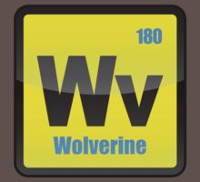 Element of Wolverine Kids Clothes