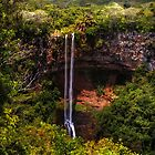 Chamarel Waterfall 1. Mauritius by JennyRainbow