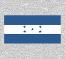 Honduras Flag by cadellin