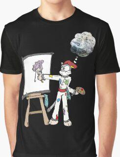 cahtgall Graphic T-Shirt