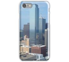 Downtown Dallas 051907 iPhone Case/Skin