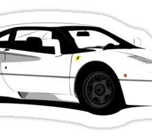 288 GTO Sticker