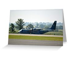 CASA C295M Greeting Card