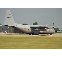 Belgian Air Force C130H Photographic Print