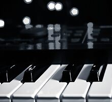 Synth Keyboard by StephenRphoto