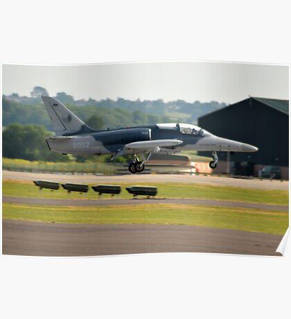 Czech Air Force L-159ALCA Poster