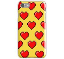 Level up! (yellow) iPhone Case/Skin