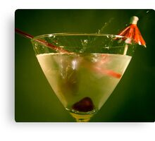 Cocktail Time! Canvas Print