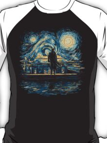 Starry Fall (Sherlock) T-Shirt