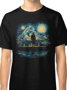 Starry Fall (Sherlock) Classic T-Shirt