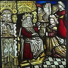 Stained Glass 3, Burrell Collection, Pollokshaws West, Scotland by MagsWilliamson
