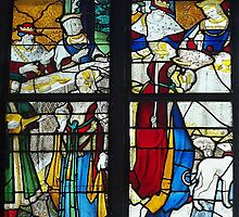 Stained Glass, Burrell Collection 8 by MagsWilliamson