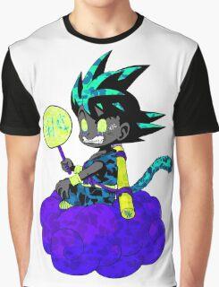 YUNG KU Graphic T-Shirt
