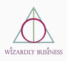 Wizardly Business Kids Clothes