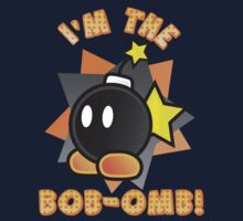 I'm the Bob-omb! Super Mario One Piece - Short Sleeve