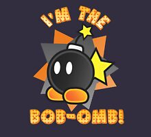 I'm the Bob-omb! Super Mario Unisex T-Shirt