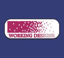 Working Designs ( High Res ) T-Shirt