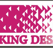 Working Designs ( High Res ) Sticker