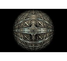The Death Star Photographic Print