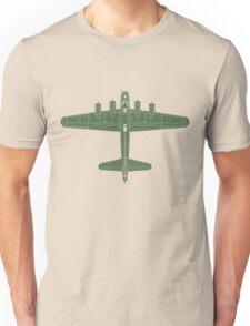 Boeing B-17 Flying Fortress Unisex T-Shirt