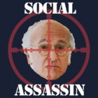 Social Assassin ( Curb Your Enthusiasm ) by Pixel Glitch