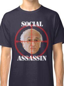 Social Assassin ( Curb Your Enthusiasm ) Classic T-Shirt
