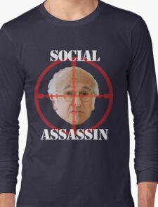 Social Assassin ( Curb Your Enthusiasm ) T-Shirt
