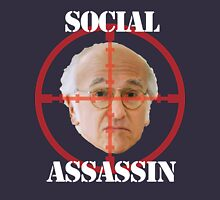 Social Assassin ( Curb Your Enthusiasm ) Unisex T-Shirt