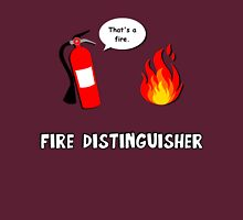 Fire Distinguisher  Unisex T-Shirt