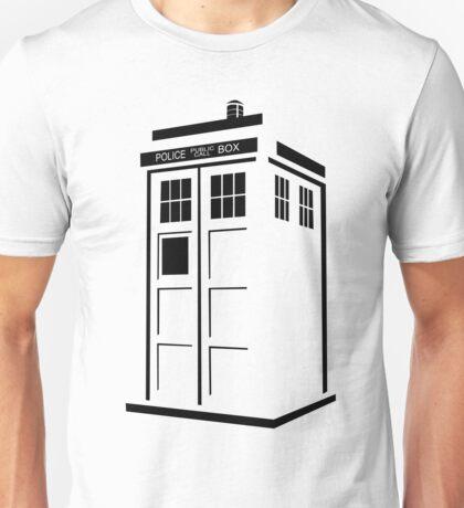 Bigger on the inside Unisex T-Shirt