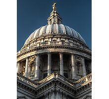 Saint Paul's Cathedral 1 Photographic Print