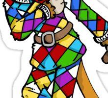Chatrlequin Sticker