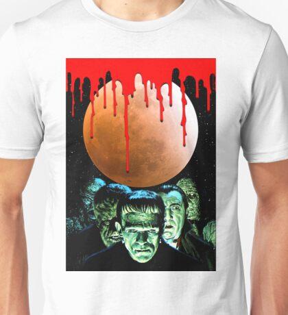 Universal Monsters Unisex T-Shirt