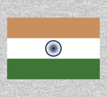 India Flag by cadellin