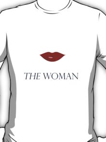 The Woman Version 2 T-Shirt