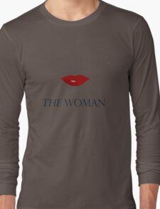 The Woman Version 2 Long Sleeve T-Shirt