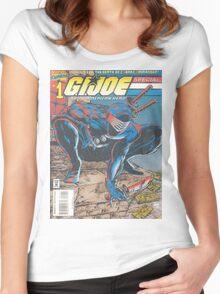 G.I. Joe Women's Fitted Scoop T-Shirt