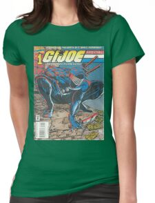 G.I. Joe Womens Fitted T-Shirt