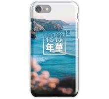 ocean | 화양연화 pt. 2 iPhone Case/Skin