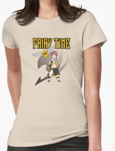 Fairy Time Womens Fitted T-Shirt