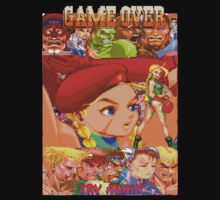 Game Over, Cammy Wins by BunnyRomero