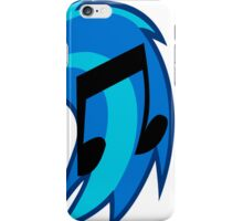 DJ PON-3 / Vinyl Scratch iPhone Case/Skin