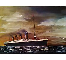 Titanic 100 Photographic Print