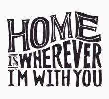 home is wherever i'm with you by Guts n' Gore