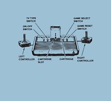 atari set up instructions T-Shirt