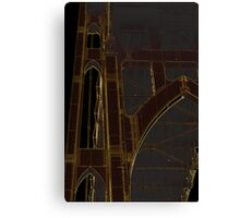 St johns bridge # 3 Canvas Print