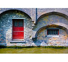 Bruges 5 Photographic Print