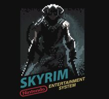 Skyrim for NES by pacalin
